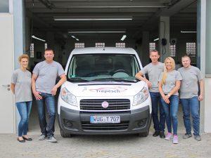 Herzlich willkommen bei Trepesch Lack- & Dellen-Reparatur in Weißenburg